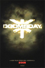 Poster Doomsday  n. 19