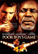 Locandina Poor Boy's Game