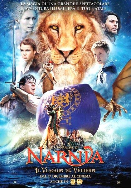 Trailer Le Cronache di Narnia - Il viaggio del veliero