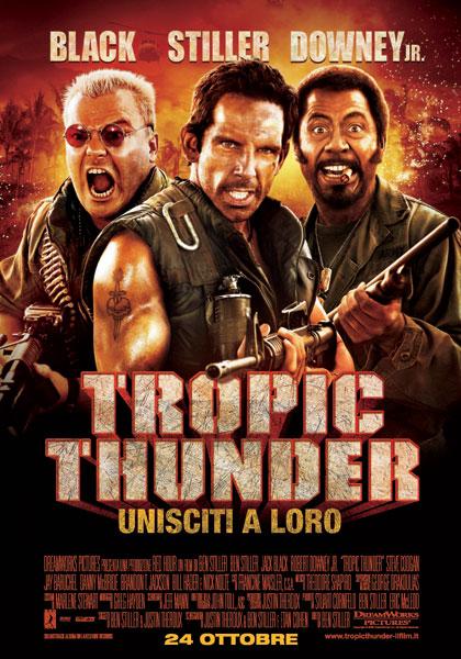 Tropic Thunder Stream Kinox