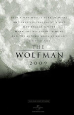 Poster Wolfman  n. 1