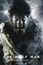 Poster Wolfman  n. 12