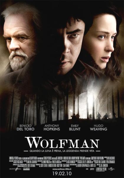 Locandina italiana Wolfman