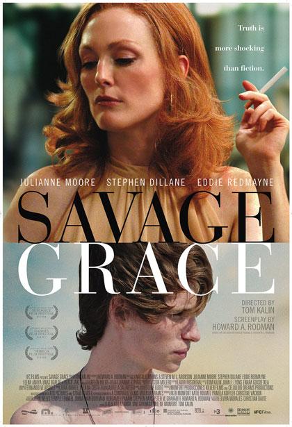 Risultati immagini per Savage Grace eddie redmayne locandina
