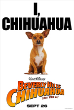 Poster Beverly Hills Chihuahua  n. 1