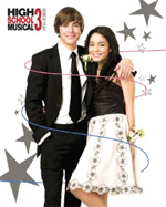 Poster High School Musical 3: Senior Year  n. 1