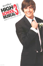 Poster High School Musical 3: Senior Year  n. 10