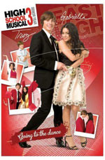 Poster High School Musical 3: Senior Year  n. 11