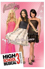 Poster High School Musical 3: Senior Year  n. 20
