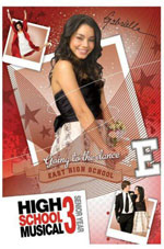 Poster High School Musical 3: Senior Year  n. 21