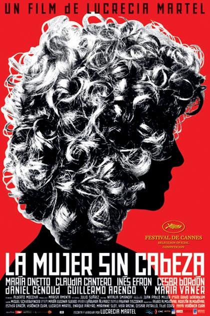 Locandina italiana La donna senza testa