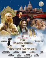 Poster Parnassus - L'uomo che voleva ingannare il diavolo  n. 11