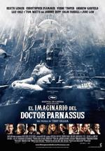 Poster Parnassus - L'uomo che voleva ingannare il diavolo  n. 2