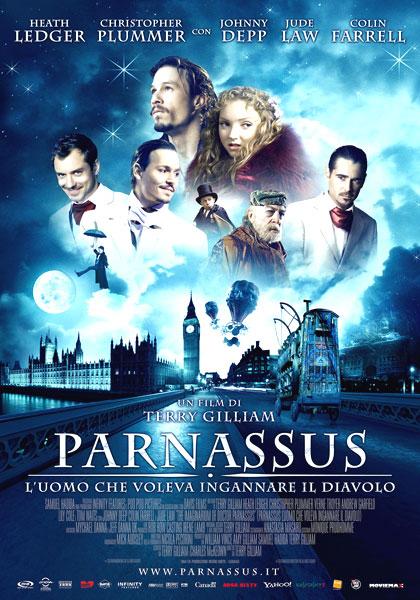 Trailer Parnassus - L'uomo che voleva ingannare il diavolo