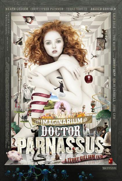 Poster Parnassus - L'uomo che voleva ingannare il diavolo