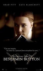 Poster Il curioso caso di Benjamin Button  n. 5