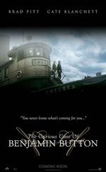 Poster Il curioso caso di Benjamin Button  n. 8