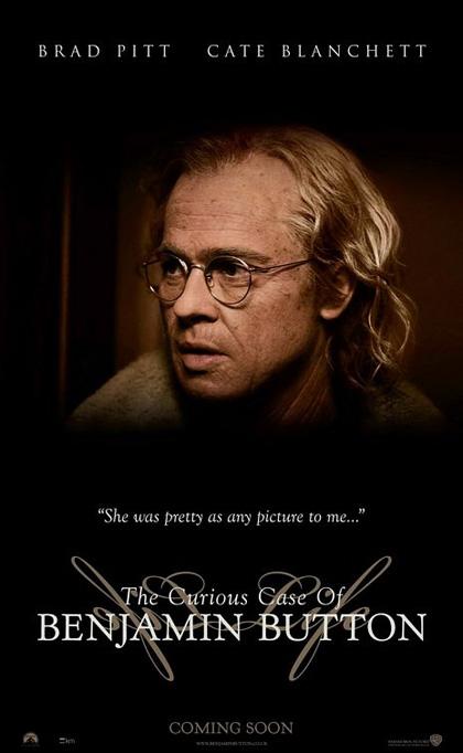 Poster Il curioso caso di Benjamin Button
