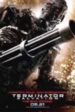 Poster Terminator Salvation  n. 15