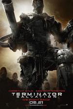 Poster Terminator Salvation  n. 17