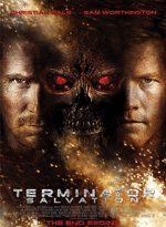 Poster Terminator Salvation  n. 19