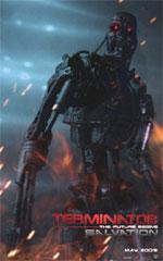 Poster Terminator Salvation  n. 2