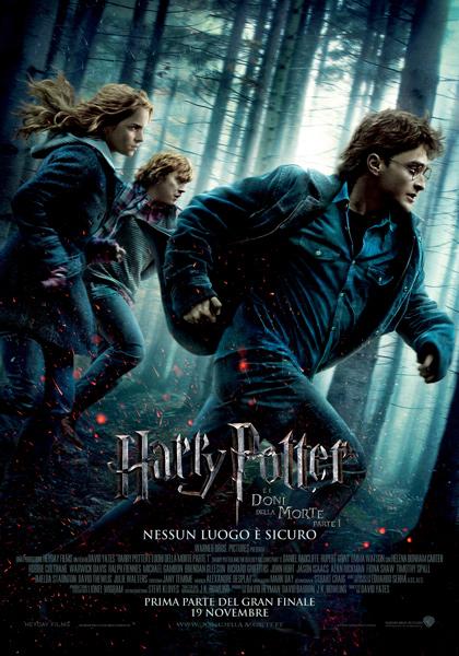 Trailer Harry Potter e i doni della morte - Parte I