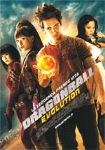 Poster Dragonball Evolution  n. 0