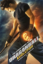 Poster Dragonball Evolution  n. 6