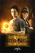 Poster Dragonball Evolution  n. 8