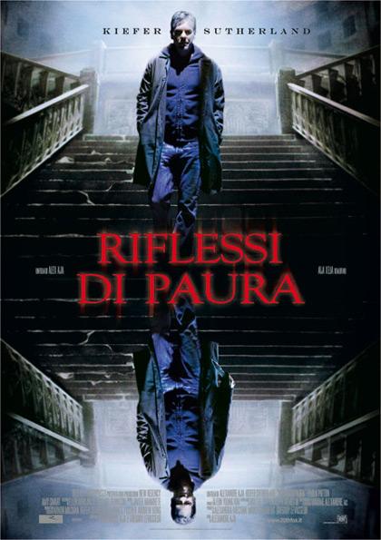 Locandina italiana Riflessi di paura