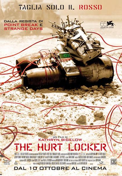 Locandina italiana The Hurt Locker