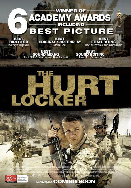 Poster The Hurt Locker
