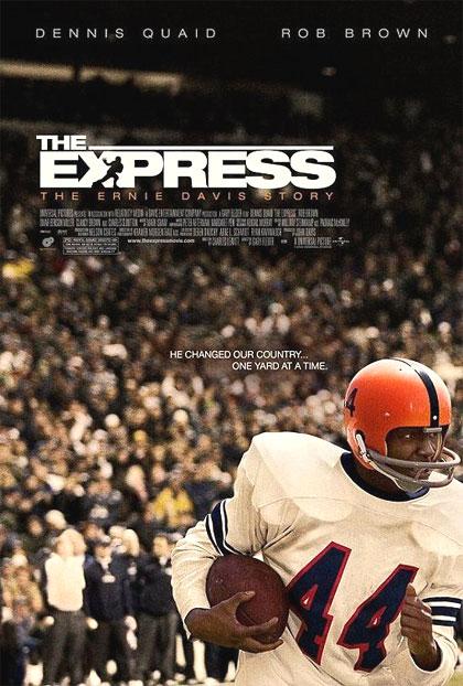 Locandina italiana The Express