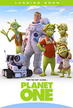 Poster Planet 51  n. 1