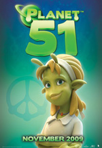 Poster Planet 51  n. 10