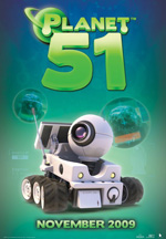 Poster Planet 51  n. 11