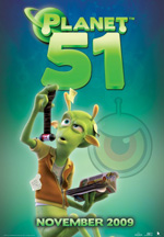 Poster Planet 51  n. 12
