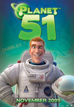 Poster Planet 51  n. 15