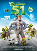 Poster Planet 51  n. 16