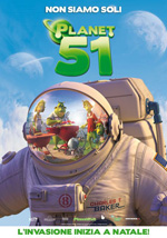 Poster Planet 51  n. 2
