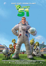 Poster Planet 51  n. 5