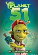 Poster Planet 51  n. 6