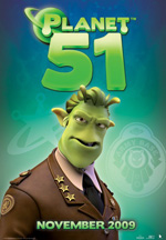 Poster Planet 51  n. 7