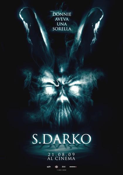 Locandina italiana S. Darko