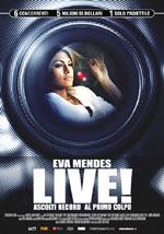 Locandina Live! - Ascolti record al primo colpo