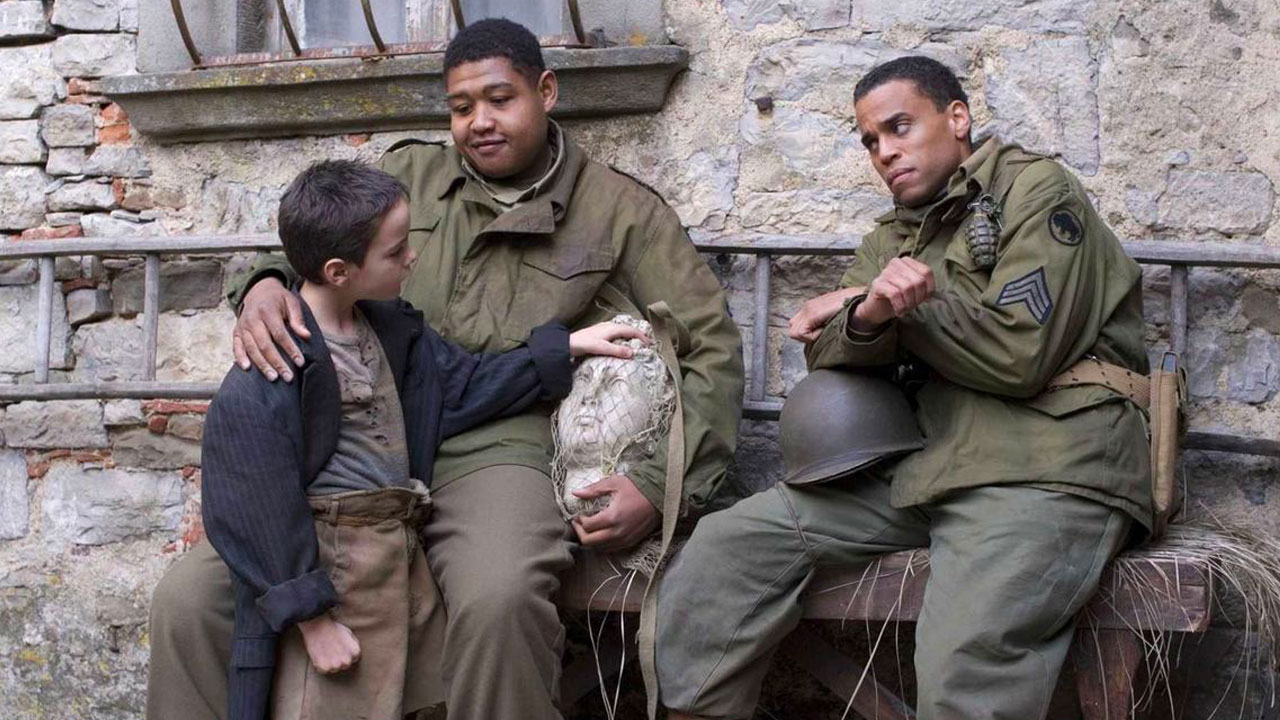 Miracolo A Sant Anna Film 2008 Mymovies It