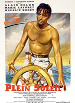 Poster Delitto in pieno sole  n. 0