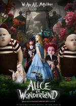 Poster Alice in Wonderland  n. 13