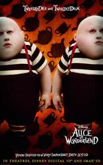 Poster Alice in Wonderland  n. 4